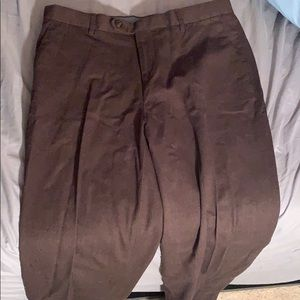 Brown dress pants! Never worn with tags still on.